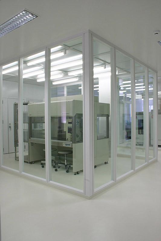 株式会社バイオジェノミクス様 クリーンルーム設置工事